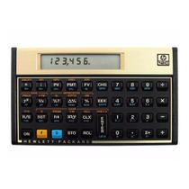 Calculadora Financeira Hp12C Gold Original