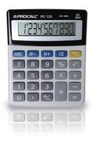 Calculadora Mesa Pc120 Procalc -