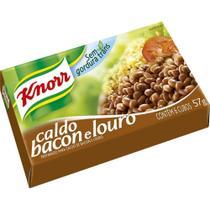 Caldo de Bacon 57g 10 unidades - Knorr -