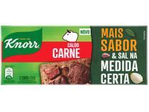 Caldo Knorr Carne em Cubos 114g -