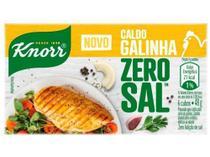 Caldo Knorr Galinha Zero Sal em Cubos 48g -