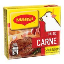 Caldo Maggi Carne 180X57G -