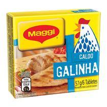 Caldo Maggi Galinha 10X57G -