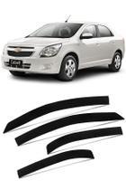 Calha de Chuva Chevrolet Cobalt 2012 até 2017 -