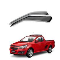 Calha de Chuva Chevrolet Gm Montana 2010 a 2018 -