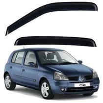 Calha TG Poli Clio Hatch/Sedan 00/16 04P -