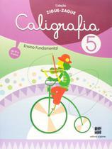 Caligrafia - 5º ano - Scipione