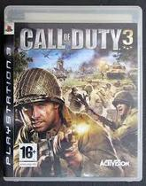 Call Of Duty 3  - Ps3 - Activision
