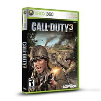 Call Of Duty 3  - Xbox 360 - Jogo