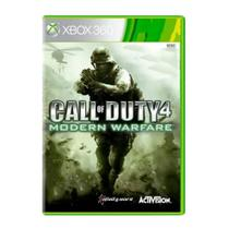 Call Of Duty 4 Modern Warfare - Xbox 360 - Activision