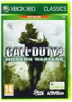 Call of Duty 4: Modern Warfare - Xbox 360 - Microsoft