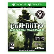 Call of Duty 4 Modern Warfare - Xbox One / Xbox 360 - Activision