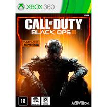 Call Of Duty Black Ops 3 - Xbox 360 - Activision