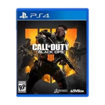 Call of Duty: Black Ops 4 - PS4 - Activision