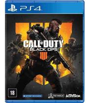 Call Of Duty Black Ops 4 - PS4 - Activision