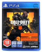 Call of Duty Black Ops 4 - Specialist Edition - PS4 - Activision