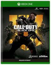 Call of Duty Black Ops 4 - Xbox One Mídia Física - Activision