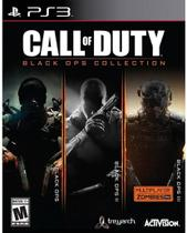 Call of Duty Black Ops Collection - PS3 - Activision