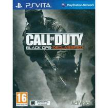 Call Of Duty Black Ops Declassified Ps Vita Midia Fisica - Psvita