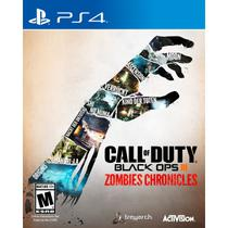 Call Of Duty Black Ops Iii Zombies Chronicles - Ps4 - Sony