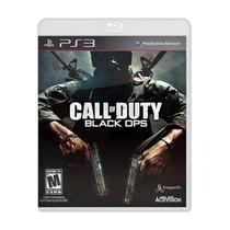 Call of Duty: Black Ops - PS3 - Jogo