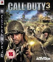 Call of Duty: (COD) 3 - PS3 - Sony