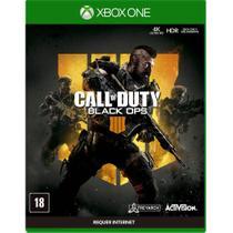 Call of Duty: (COD) Black Ops 4 - Xbox One - Microsoft