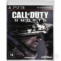 Call Of Duty: Ghosts - Em Português - PS3 - Activision