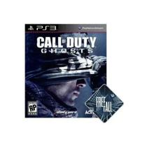 Call Of Duty Ghosts Free Fall Limited Edition - Ps3 - Activision