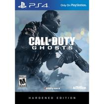 Call Of Duty Ghosts Hardened Edition - Ps4 - Sony