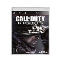 Call Of Duty: Ghosts - Ps3 - Sony
