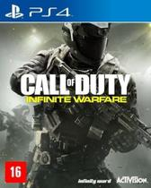 Call of Duty - Infinite Warfare (Ps4) - Activision - br -