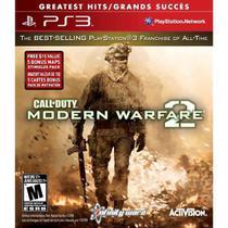 Call of Duty Modern Warfare 2 - PS3 - Activision