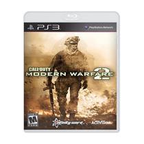 Call Of Duty Modern Warfare 2 - PS3 - Jogo
