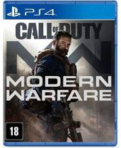 Call of Duty Modern Warfare 2019 PS4 - Activision