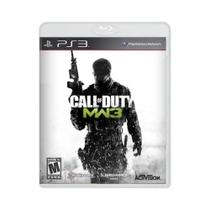 Call Of Duty Modern Warfare 3 MW3 - PS3 - Activision