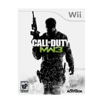 Call of Duty: Modern Warfare 3 - Wii - Nintendo