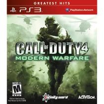 Call Of Duty Modern Warfare 4 - Ps3 - Activision