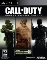Call of Duty Modern Warfare Collection Trilogy - PS3 - Sony