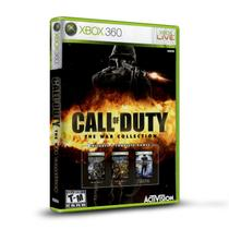 Call Of Duty: The War Collection  - Xbox 360 - Microsoft