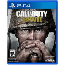 Call Of Duty Wwii - Ps4 - Sony