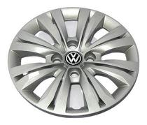 Calota 14 Original Volkswagen Gol Voyage G6 G7 4 Furos -