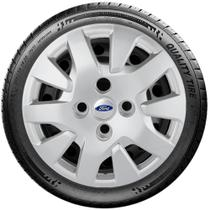 Calota Aro 14 Ford Fiesta Novo Ká Focus 2014 2015 2019 G343 - Grid calotas