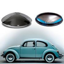 Calota Centro Roda Fusca / Kombi Cromada Abaulada P/ 5 Furos Santo Andre - ABC - SP - Volkswagen