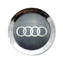 Calota Centro Roda Scorro S172 S181 Audi A8 Cromo -