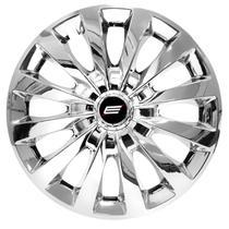 Calota Esportiva Elite Chrome Aro 13 Universal Cromado - Elitte