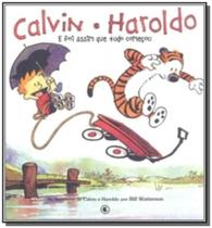 Calvin e haroldo: foi assim que tudo comecou - Conrad