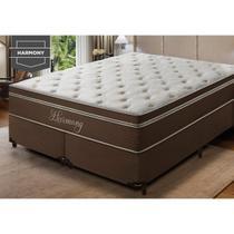 Cama Box Casal Harmony 188x138 - Umaflex -