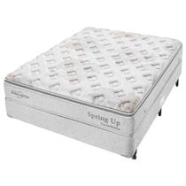 Cama Box Casal Molas Americanflex Spring Up Visco 138x188x67cm