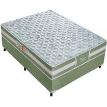 Cama Box Casal Solenne Premier D28/D45 - 138x188x66cm - Celiflex